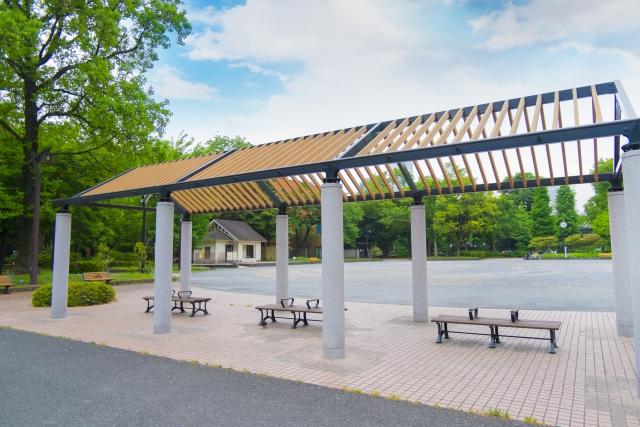 公園施設の維持管理